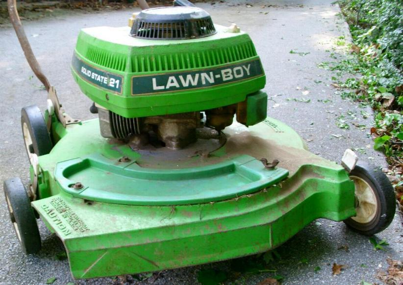 I have a Lawnboy mower engine. 2 , solid state ignition