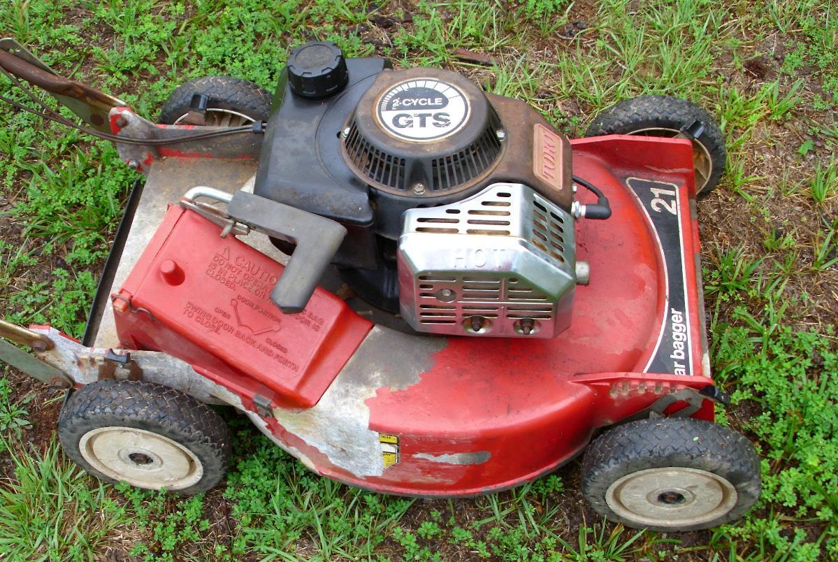 Image Gallery Old Toro Lawn Tractors